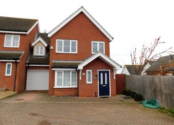 Thumbnail 3 bed link-detached house for sale in Jamestown Close, Dovercourt, Harwich