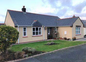 Thumbnail 3 bed detached bungalow for sale in Cromwell Drive, Redberth, Tenby