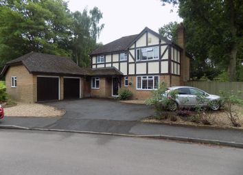 Thumbnail 4 bed detached house to rent in Howard Drive, Farnborough, Hampshire
