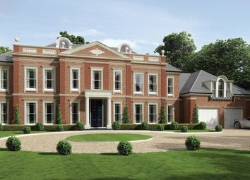 Thumbnail 8 bed detached house for sale in St George's Hill, Weybridge
