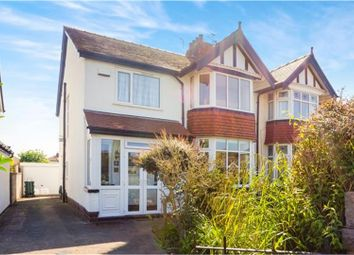 Thumbnail 3 bed semi-detached house for sale in Glan Y Mor Road, Llandudno