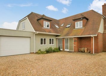 Thumbnail 4 bed detached house for sale in Curtis Lane, Stelling Minnis, Canterbury