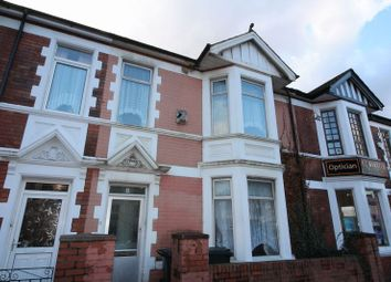 Thumbnail 4 bed terraced house for sale in Chepstow Road, Newport
