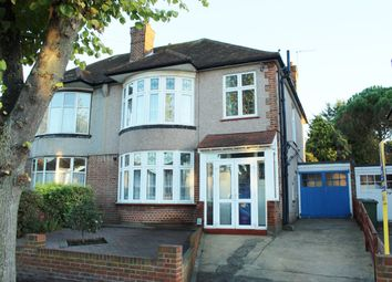 Thumbnail 3 bed semi-detached house for sale in Daneby Road, London