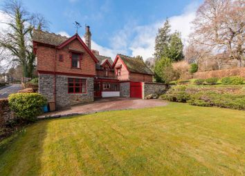 Thumbnail 5 bed detached house for sale in Strathpeffer, Ross-Shire, Highland