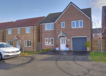 Thumbnail 5 bed detached house for sale in Clearwell Place, Bedlington