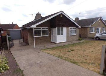 Thumbnail 3 bed bungalow for sale in Rufford Drive, Mansfield Woodhouse, Mansfield, Nottinghamshire