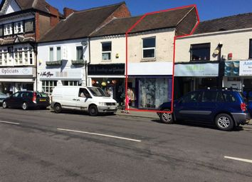 Thumbnail Retail premises to let in High Street, Newcastle-Under-Lyme, Staffordshire