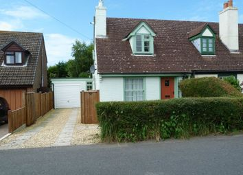 Thumbnail 2 bed cottage to rent in Wyatts Lane, Cowes