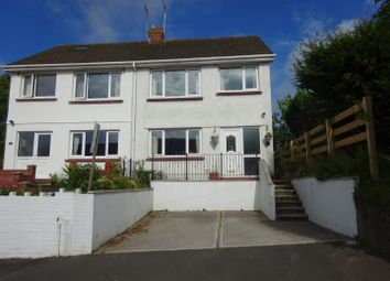 Thumbnail 3 bed semi-detached house for sale in 16 Fairwood Road, Dunvant, Swansea