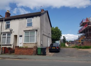 Thumbnail 1 bedroom flat to rent in Merridale Street West, Wolverhampton