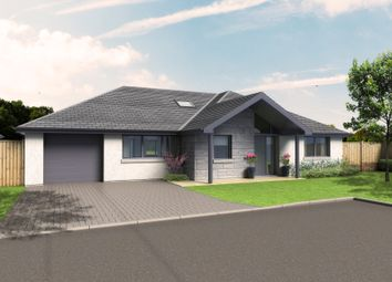Thumbnail 4 bed detached bungalow for sale in Off Station Road, Dairsie