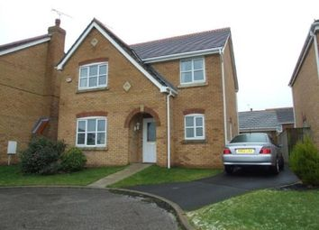 Thumbnail 4 bed detached house for sale in Lark Close, Blackpool, Lancashire