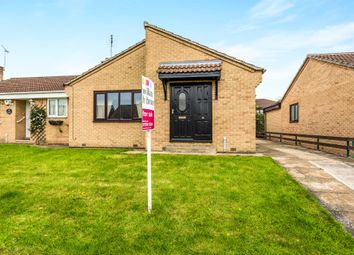 Thumbnail 2 bed semi-detached bungalow for sale in Drake Head Lane, Conisbrough, Doncaster