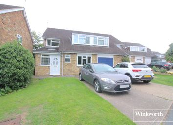 Thumbnail 4 bed semi-detached house for sale in Woodfield Road, Radlett, Hertfordshire