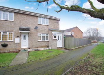Thumbnail 2 bed end terrace house for sale in Rushmere Path, Haydon Wick, Swindon
