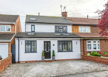 Thumbnail 4 bed semi-detached house for sale in Hayley Bell Gardens, Bishop's Stortford, Hertfordshire