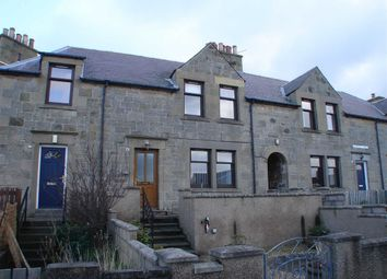 Thumbnail 3 bed terraced house for sale in Dunphail Place, Burghead, Elgin