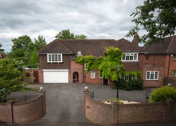 Thumbnail 6 bed detached house for sale in Westwood Road, Tilehurst, Reading, Berkshire