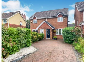 Thumbnail 2 bed semi-detached house for sale in Bradstone Close, Liverpool