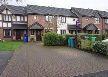 Thumbnail 3 bed terraced house for sale in Gateacre Walk, Manchester