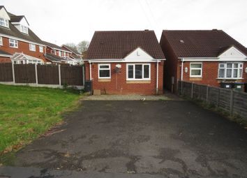Thumbnail 2 bed detached bungalow for sale in Manor Road, Smethwick