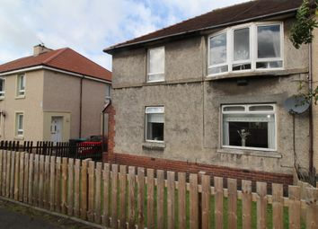 Thumbnail 2 bed flat for sale in Lady Wilson Street, Airdrie, North Lanarkshire