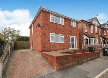 Thumbnail 4 bed detached house to rent in Bishop Road, Winton, Bournemouth
