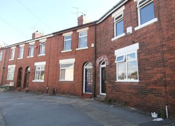 Thumbnail 2 bed terraced house to rent in Town Lane, Denton, Manchester