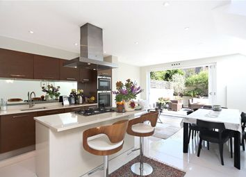 Thumbnail 5 bed terraced house to rent in Clancarty Road, Fulham, London