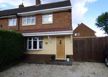 Thumbnail 2 bedroom end terrace house for sale in Cleeve Way, Bloxwich, Walsall