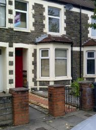 Thumbnail 5 bed shared accommodation to rent in Richard Street, Cathays, Cardiff