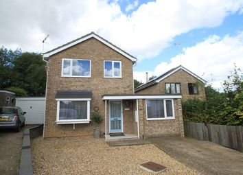 Thumbnail 4 bed detached house for sale in Godolphin Close, Bury St. Edmunds