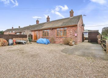 Thumbnail 2 bed semi-detached bungalow for sale in Bawburgh Road, Easton, Norwich