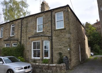 Thumbnail 3 bed semi-detached house for sale in Tyne View Terrace, Fellside, Hexham, Northumberland.