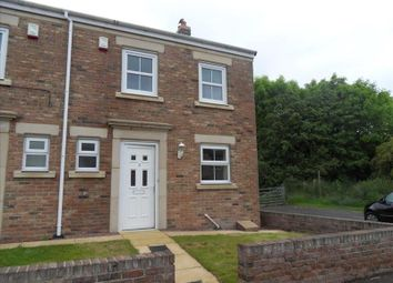 Thumbnail 3 bed semi-detached house to rent in Aysgarth, Cramlington