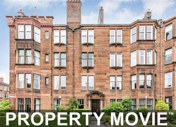 Thumbnail 2 bed flat for sale in 0/1, 1 Naseby Avenue, Broomhill, Glasgow