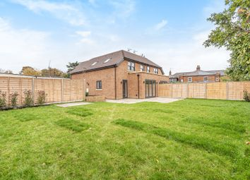 Thumbnail 3 bed semi-detached house for sale in Summerfields Close, Addlestone