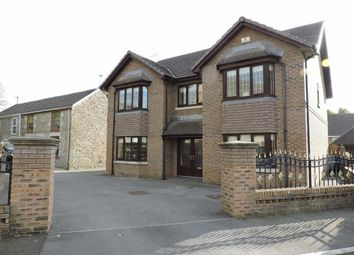 Thumbnail 6 bed detached house for sale in Saron Close, Gorseinon, Swansea