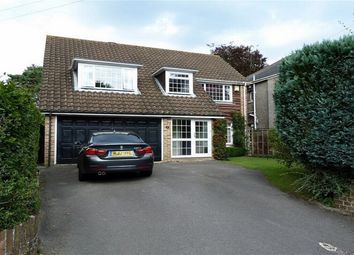 Thumbnail 4 bedroom detached house for sale in Stirling Road, Bournemouth, Dorset