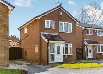 Thumbnail 3 bed detached house for sale in Coldstream Close, Cinnamon Brow, Warrington, Cheshire