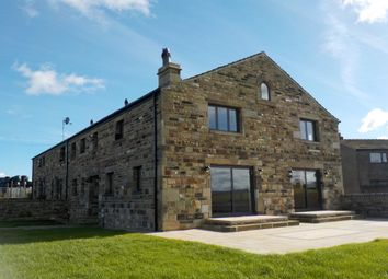 Thumbnail 4 bed barn conversion to rent in Cam Lane, Brighouse