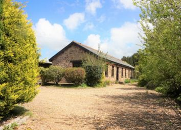 Thumbnail 3 bedroom barn conversion for sale in Webbery, Bideford