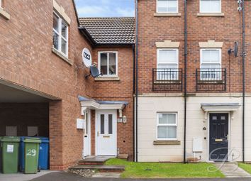 Thumbnail 1 bedroom flat for sale in High Hazel Drive, Mansfield Woodhouse, Mansfield