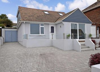 Thumbnail 3 bed bungalow for sale in Chalkland Rise, Woodingdean, Brighton, East Sussex
