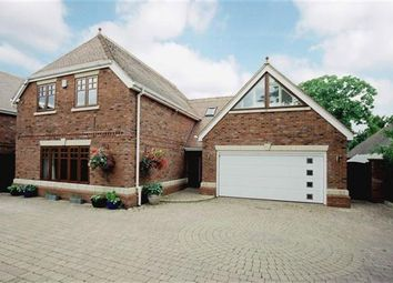 Thumbnail 4 bed detached house for sale in Foley Road East, Streetly, Sutton Coldfield