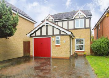 Thumbnail 3 bed property for sale in Jenny Burton Way, Hucknall, Nottinghamshire