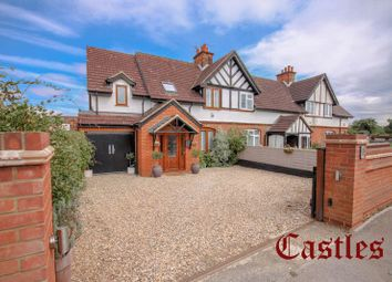 Thumbnail 4 bed semi-detached house for sale in Crooked Mile, Waltham Abbey