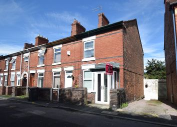 Thumbnail 2 bedroom end terrace house for sale in New Street, St. Georges, Telford