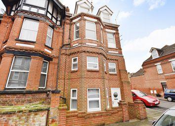 Thumbnail 2 bed maisonette for sale in Bournemouth Road, Folkestone